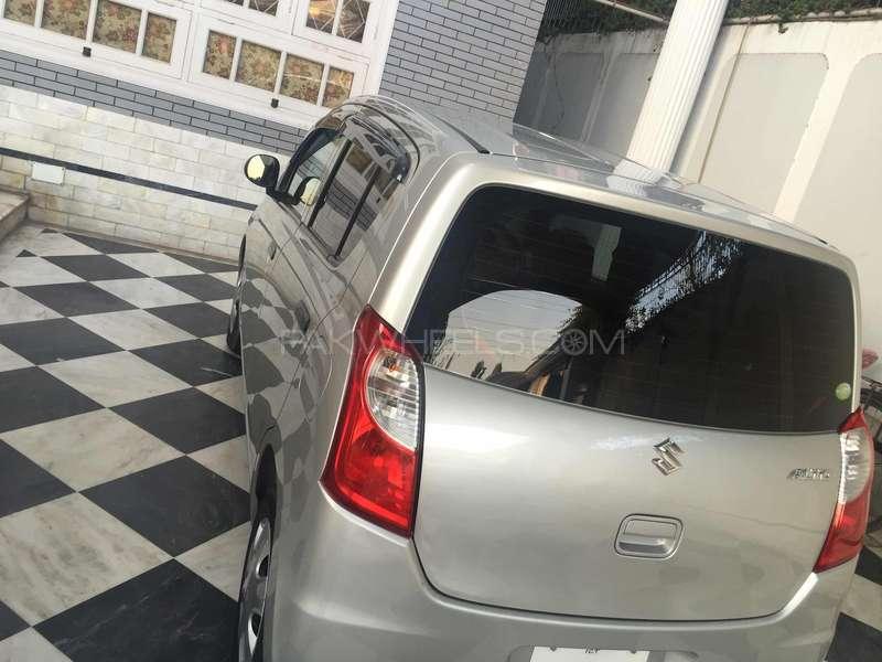 Suzuki Alto X 2011 Image-4