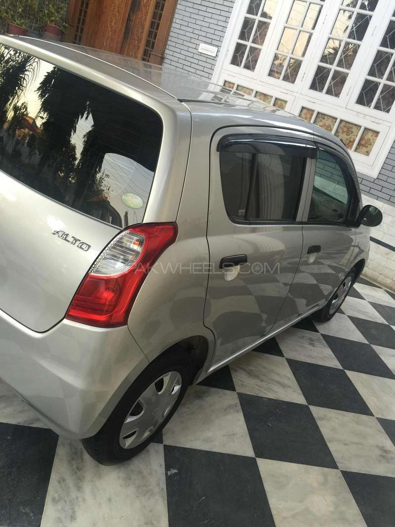 Suzuki Alto X 2011 Image-6