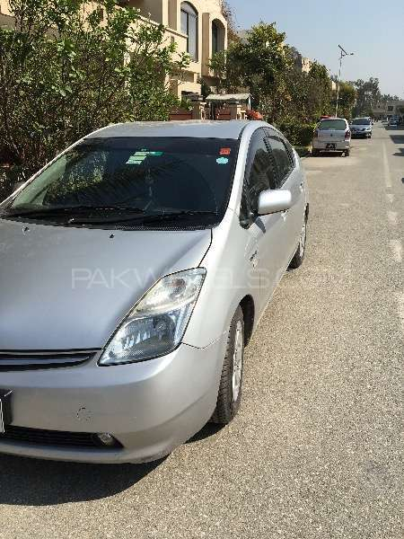Toyota Prius S Touring Selection 1.5 2007 Image-2