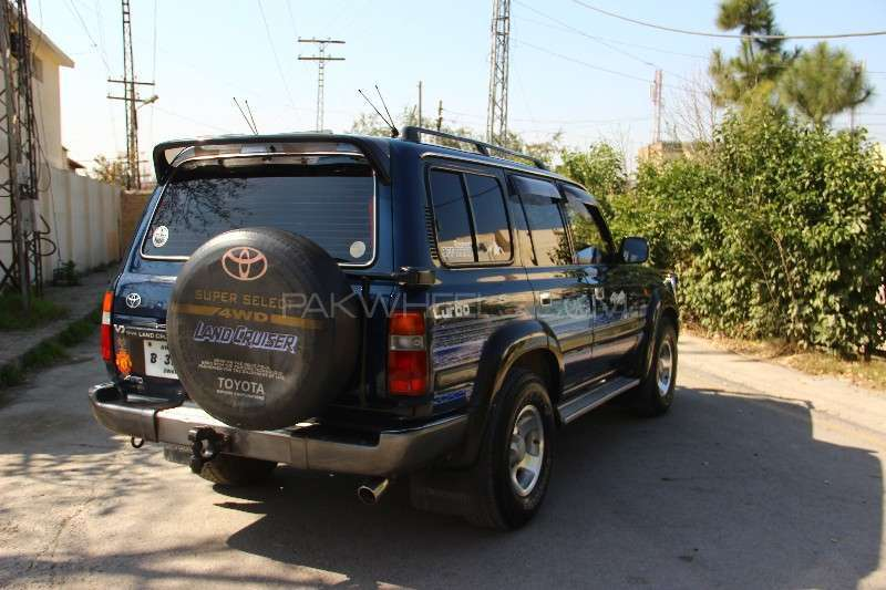 Toyota Land Cruiser VX 4.2D 1994 Image-3