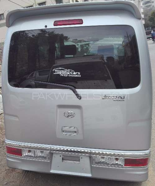 Daihatsu Atrai Wagon 2011 Image-10