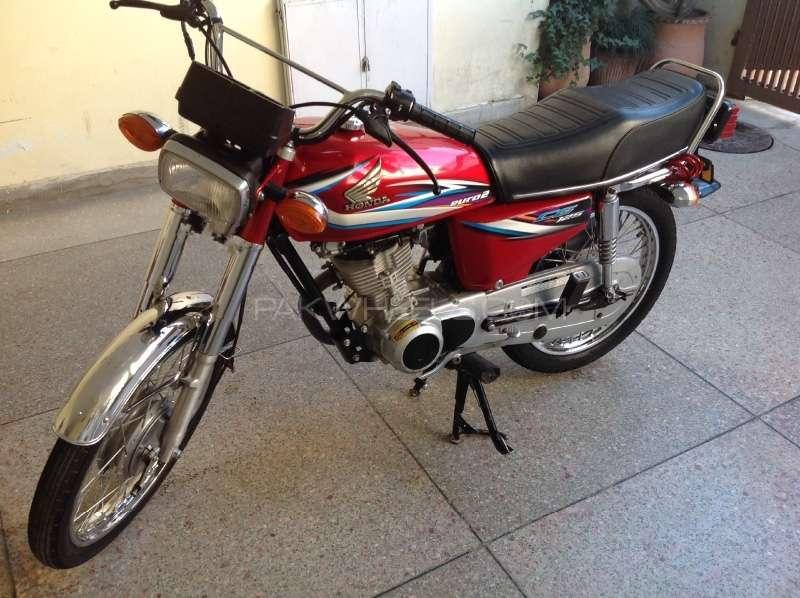 Honda cg 125 - Montserrat caballe y freddie mercury