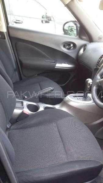 Nissan Juke 15RX Urban Selection 2011 Image-8