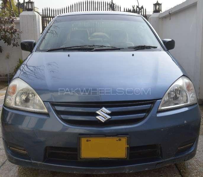 Suzuki Liana RXi (CNG) 2006 Image-3