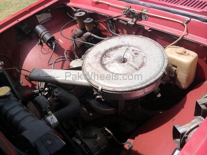 Toyota Corona 1968 Image-6