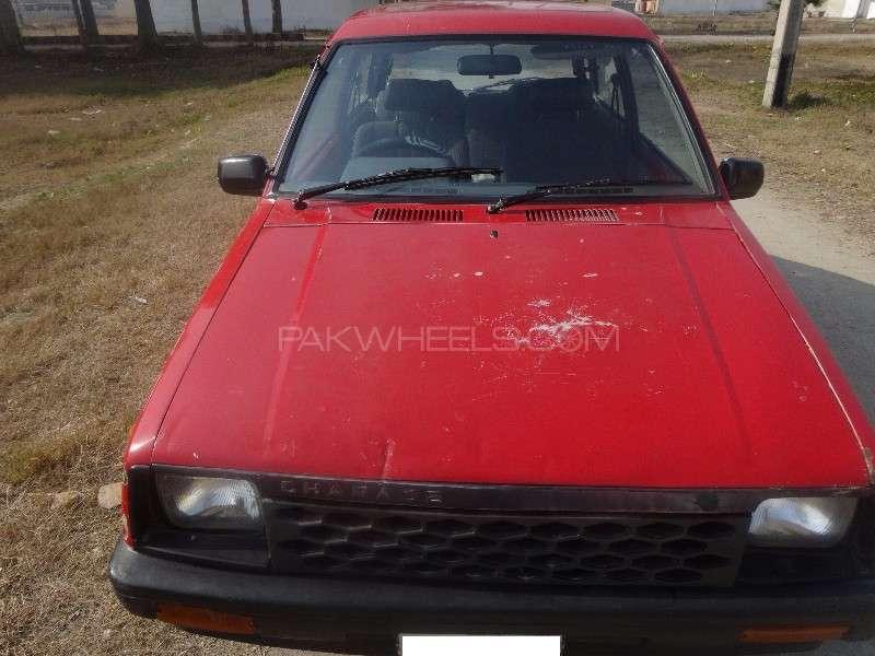 Daihatsu Charade CX 1985 Image-2