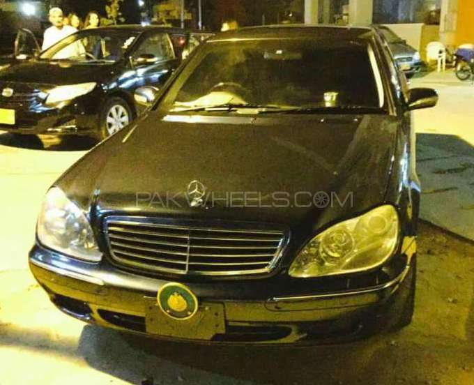 Mercedes benz s class s600 2005 for sale in islamabad for 2005 mercedes benz s class s600