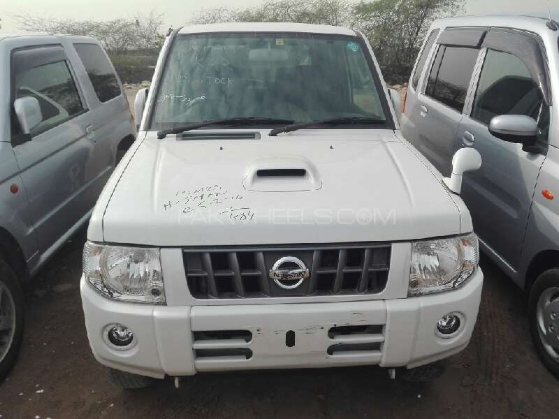 Nissan Kix 2012 Image-1