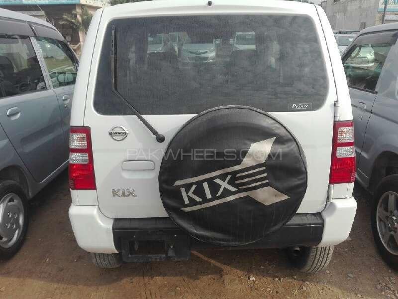 Nissan Kix 2012 Image-5