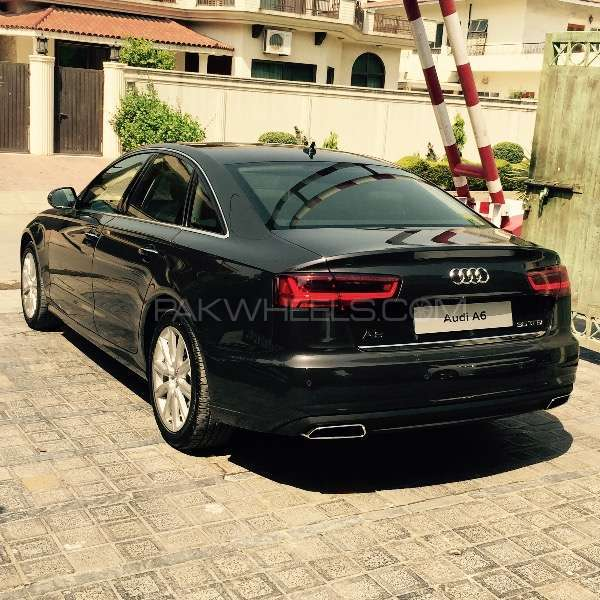audi a6 2 0 tfsi 2016 for sale in islamabad pakwheels. Black Bedroom Furniture Sets. Home Design Ideas