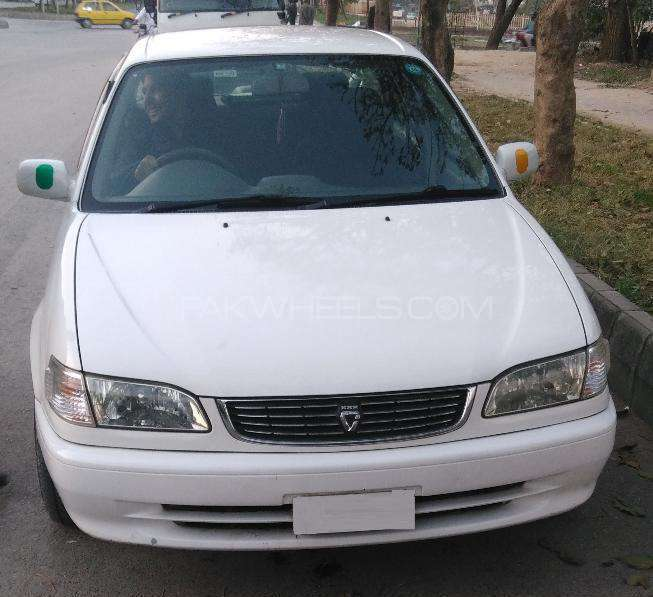 Toyota Corolla SE Limited 1999 For Sale In Islamabad