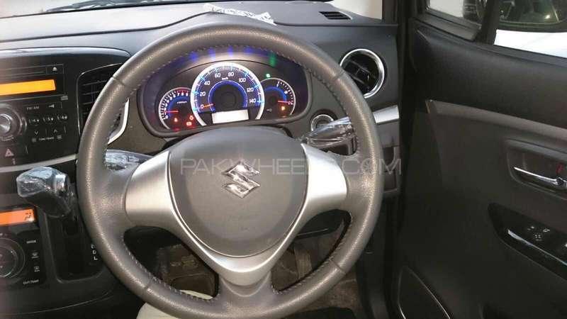 Suzuki Wagon R Stingray X IDLING STOP 2012 Image-12