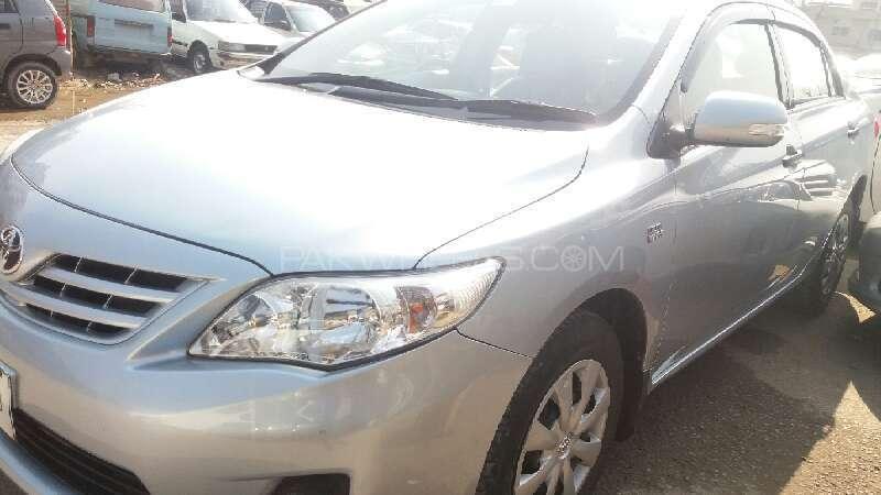 Toyota Corolla GLi Automatic 1.6 VVTi 2014 Image-2