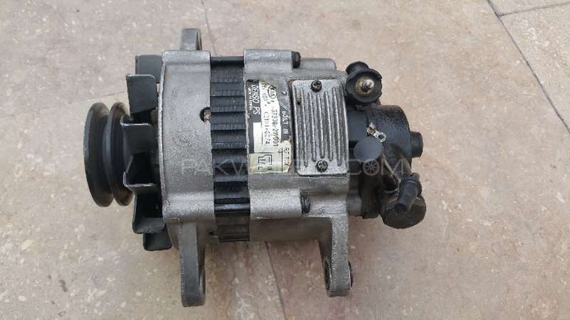 Alternator of Kia Sportage Image-1