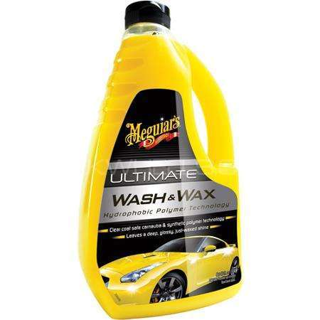 Meguiars Ultimate Car Wash and Wax Image-1