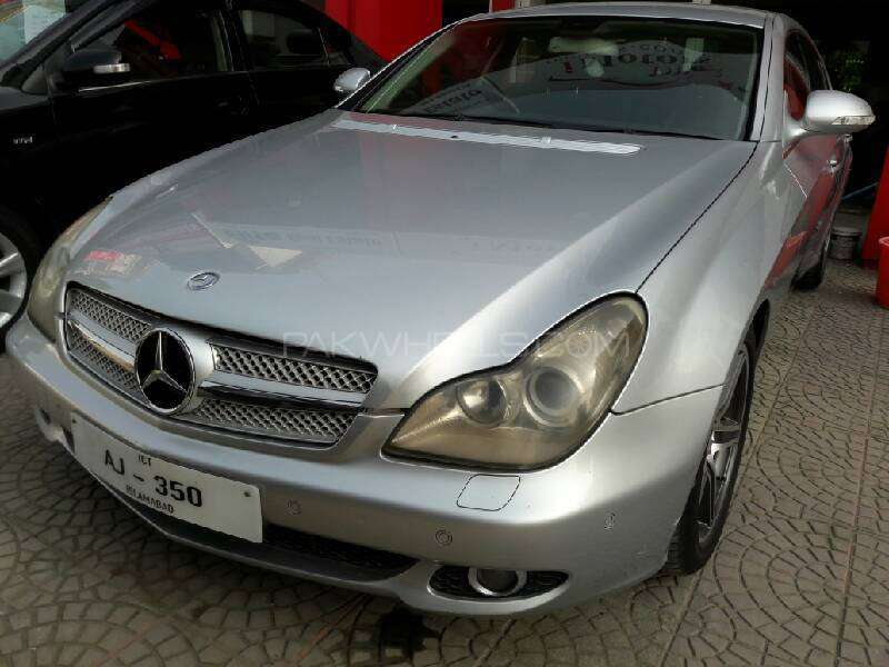 Mercedes Benz Cls Class Cls350 2006 For Sale In Islamabad