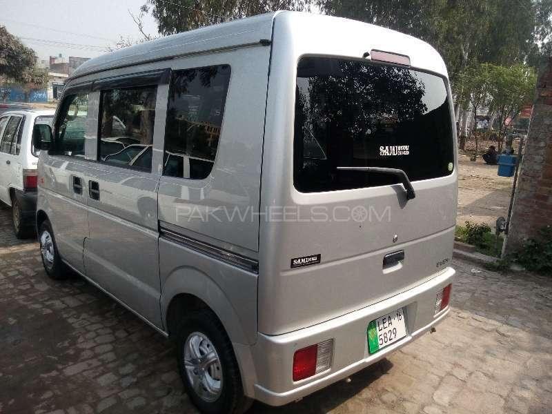 Suzuki Every GA 2011 Image-5