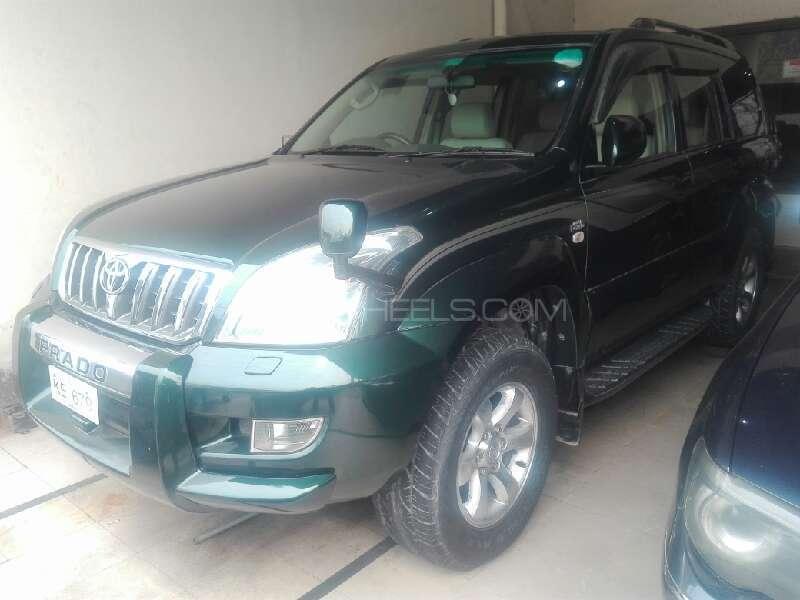 Toyota Prado 2002 Image-2