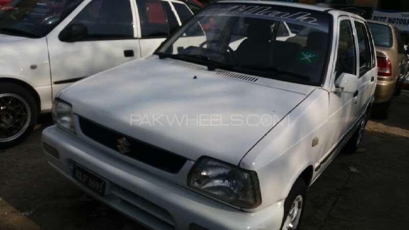 Suzuki Mehran VXR 2006 Image-2