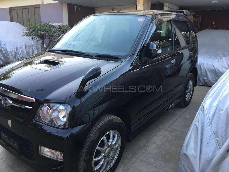 Daihatsu Terios Kid, Black, X-Memorial Package/ Edition (original mentioned in Auction Report ). 