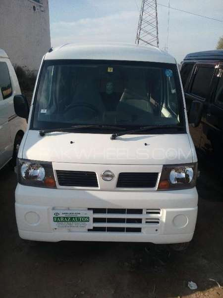 Nissan Clipper 2010 Image-1