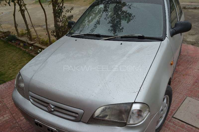 Suzuki Cultus VX 2004 Image-2