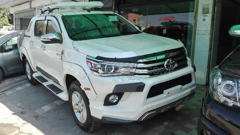Toyota Hilux Revo G 2.8 2016 for sale in Rawalpindi | PakWheels