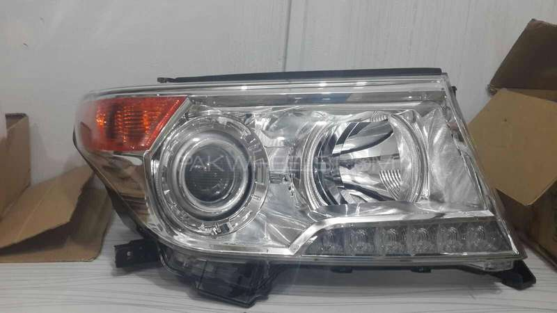 ZX head lights Image-1