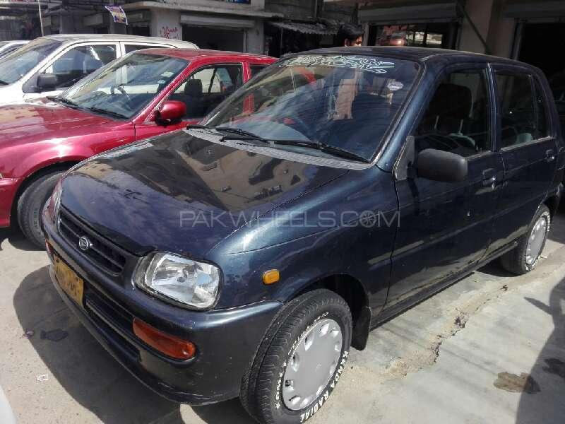 Daihatsu Cuore CX Automatic 2006 Image-2