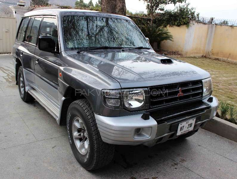mitsubishi pajero 1998 for sale in swat pakwheels. Black Bedroom Furniture Sets. Home Design Ideas