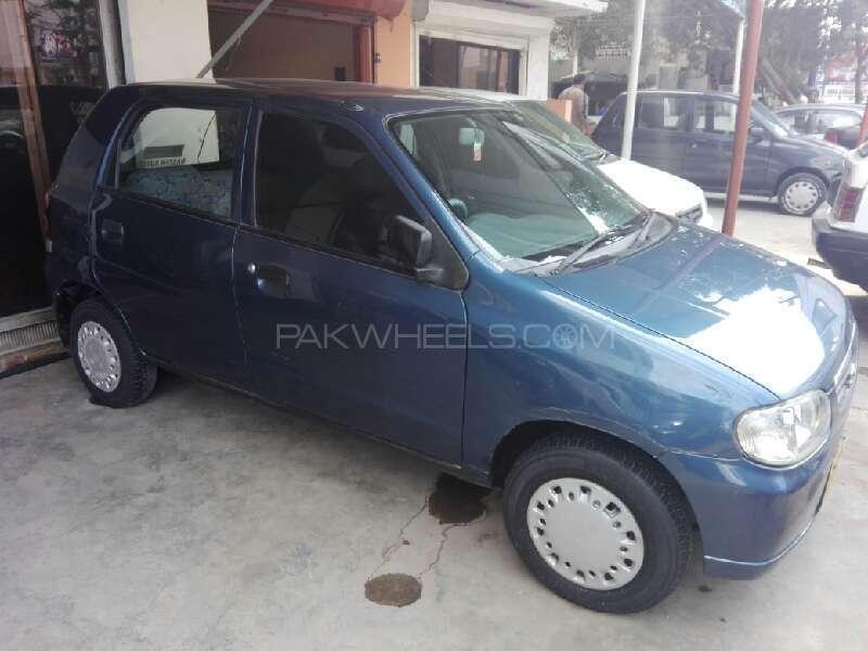 Suzuki Alto VX (CNG) 2006 Image-2