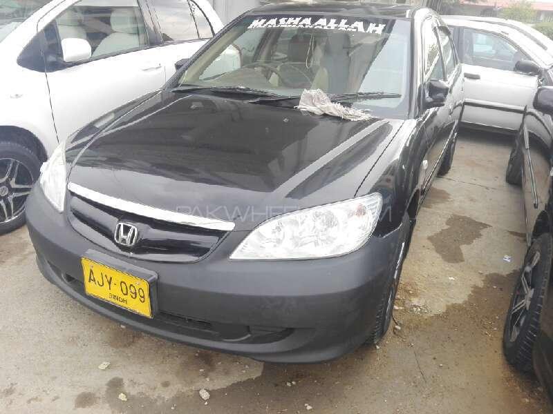 Honda Civic VTi Oriel 1.6 2005 Image-2