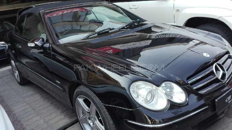 Mercedes Benz C Class 2007 Image-1