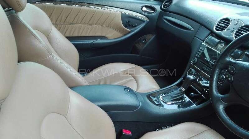 Mercedes Benz C Class 2007 Image-8