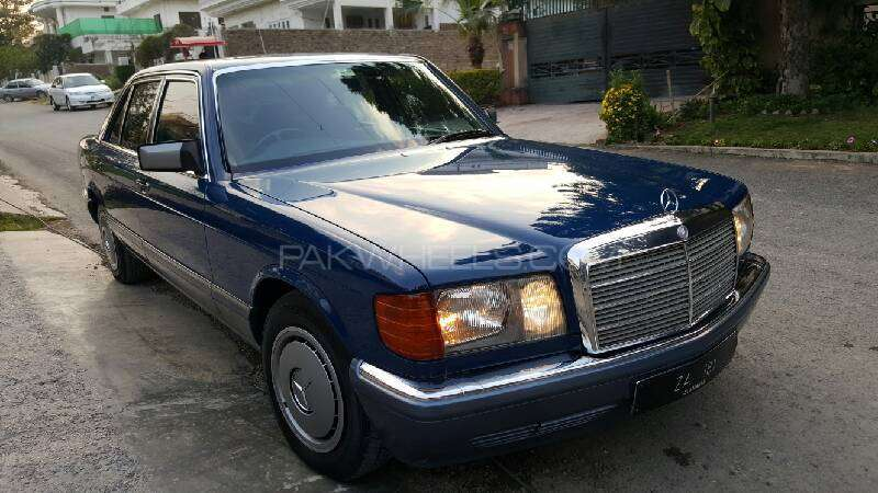 Mercedes Benz S Class 300sel 1989 For Sale In Islamabad