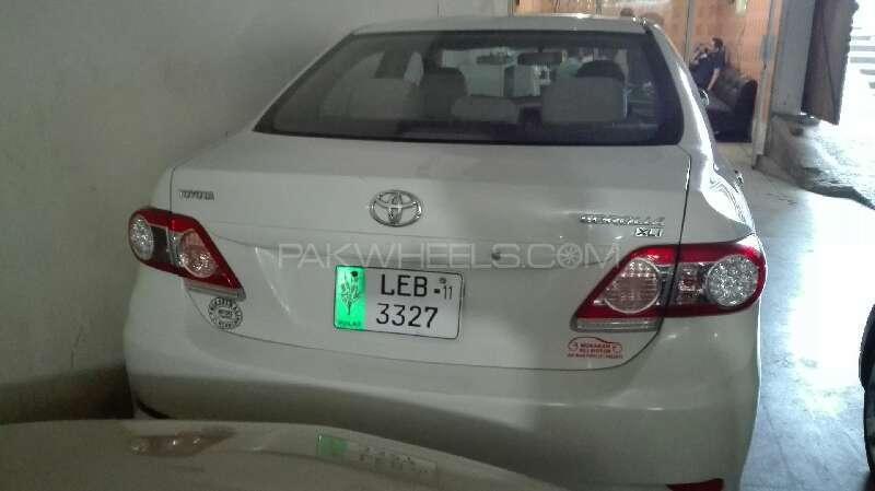 Toyota Corolla XLi VVTi 2011 Image-5
