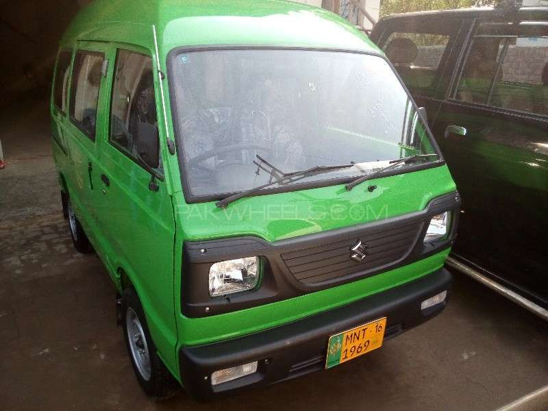 Suzuki Bolan Green Scheme For Sale