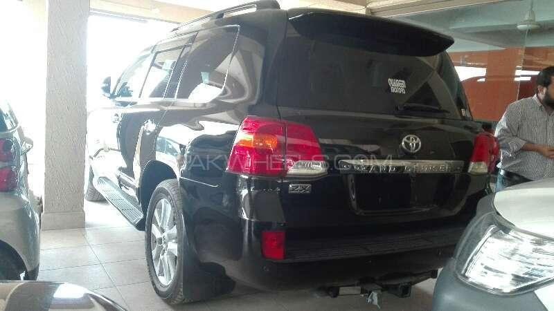 Toyota Land Cruiser ZX 2012 Image-8