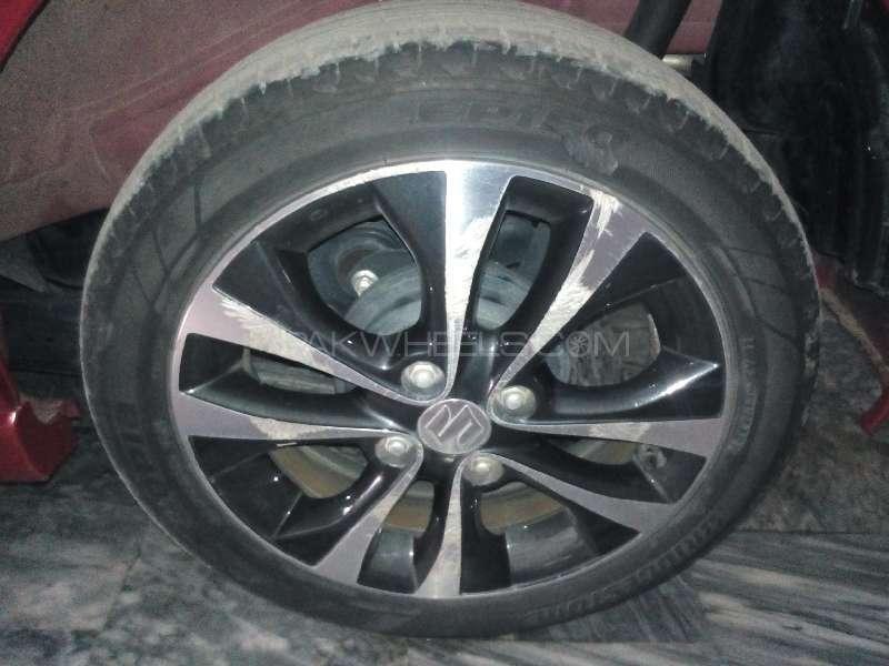 Suzuki Wagon R FX Idling Stop 2013 Image-7