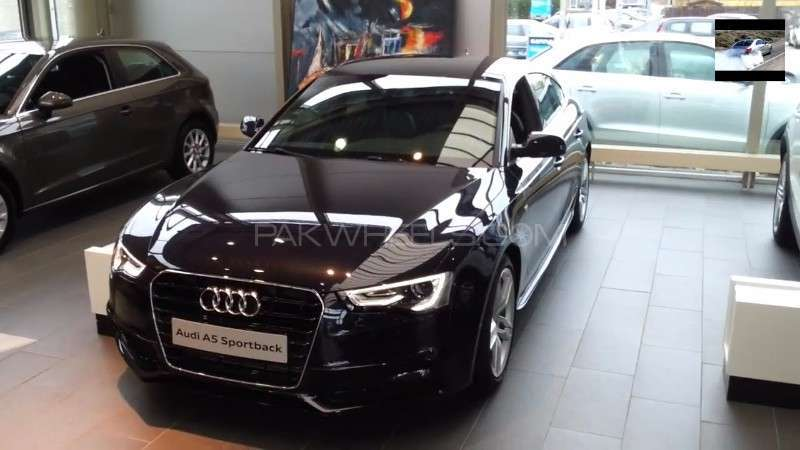 Audi A5 1 8 Tfsi 2013 For Sale In Lahore Pakwheels