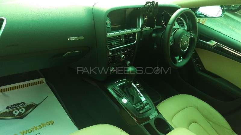 Audi A5 1.8 TFSI 2013 Image-13