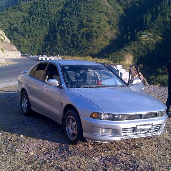 Mitsubishi Galant: Mitsubishi Galant 1.8 VX 1999 For Sale In Lahore