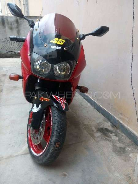 Used Yamaha Yzf R1 1996 Bike For Sale In Lahore 156757