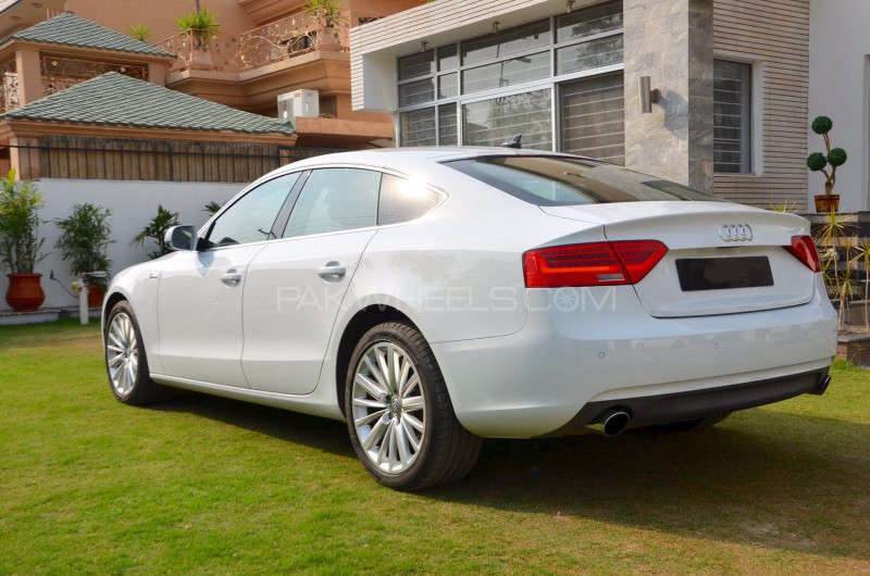 2014 Audi A5 Sema Custom Car For Sale: Audi A5 S-Line Competition 2014 For Sale In Lahore