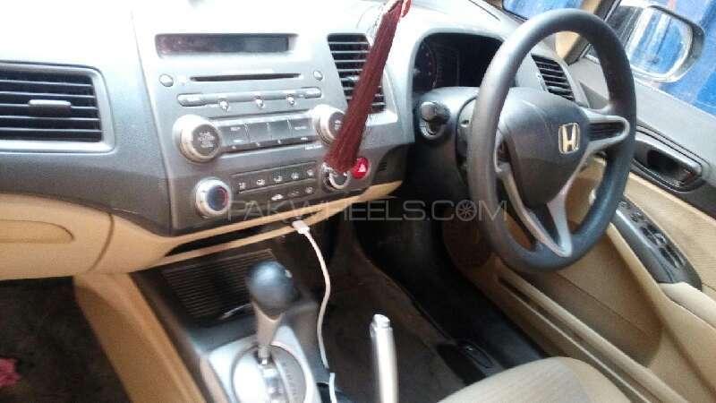 Honda Civic VTi Oriel Prosmatec 1.8 i-VTEC 2010 Image-6
