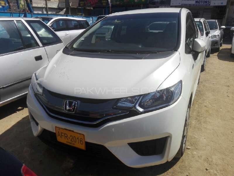Honda Fit Hybrid Base Grade 1.3 2013 Image-1