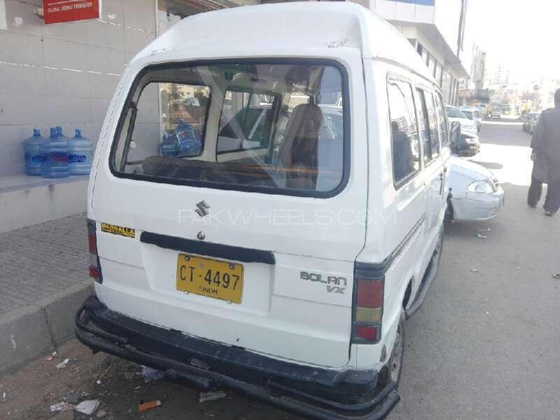 Suzuki Bolan GL 2011 Image-5