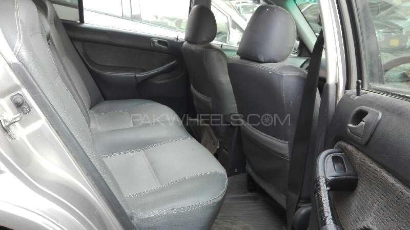 Honda Civic VTi Oriel Automatic 1.6 1999 Image-5