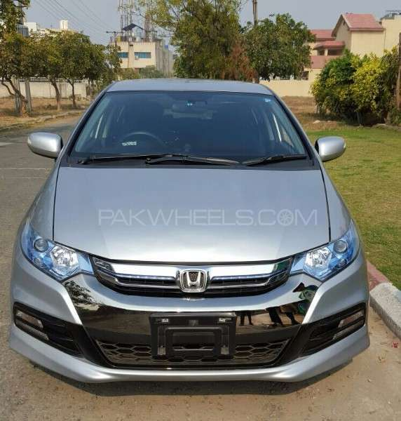 Used Honda Insight HDD Navi Special Edition 2012 Car For