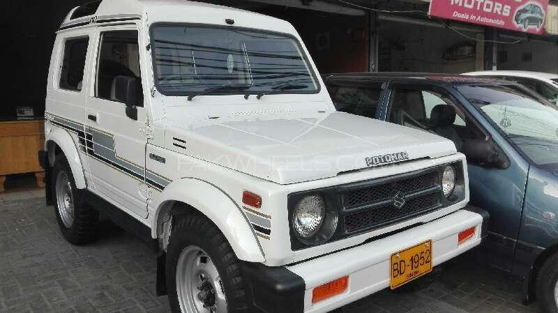 Suzuki Potohar 2006 Image-1